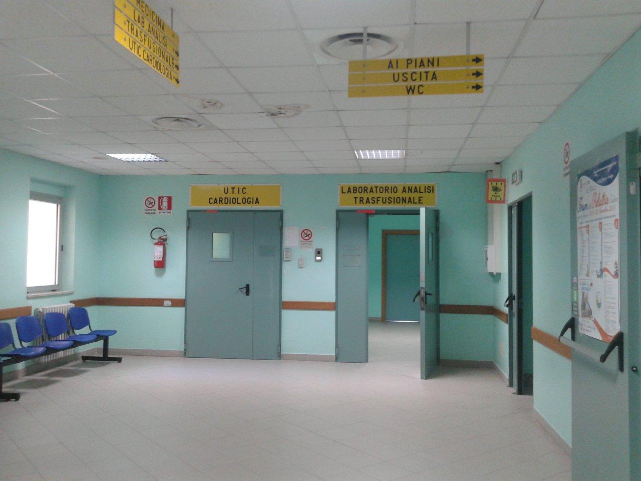 Sapri, ospedale a rischio chiusura. Il sindaco di Caselle lancia l'allarme e chiede la convocazione della conferenza dei sindaci.