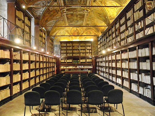 Domenica 14 ottobre l'Archivio di Stato di Napoli aperto al